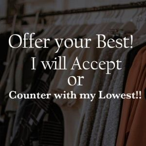 Thank You for Visiting My Closet!